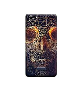 Ebby Premium Printed Back Case Cover With Full protection For Micromax Canvas Selfie 3 Q348 (Designer Case)