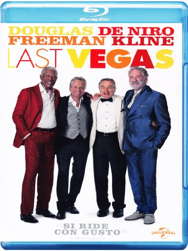 Last Vegas [Blu-ray] [IT Import]