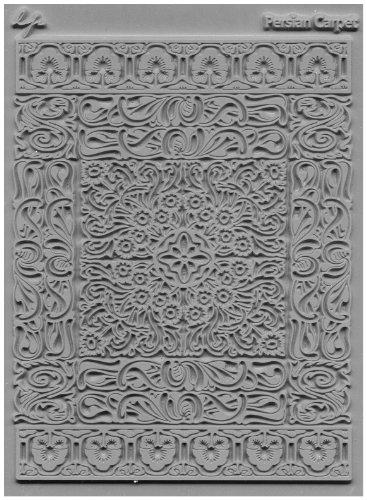 Lisa Pavelka 527045 Texture Stamp Persian Carpet