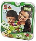 LEGO Duplo Learning Play 6758 Cresci Bruco Cresci! - Juego de construcción y libro (contenido en italiano)