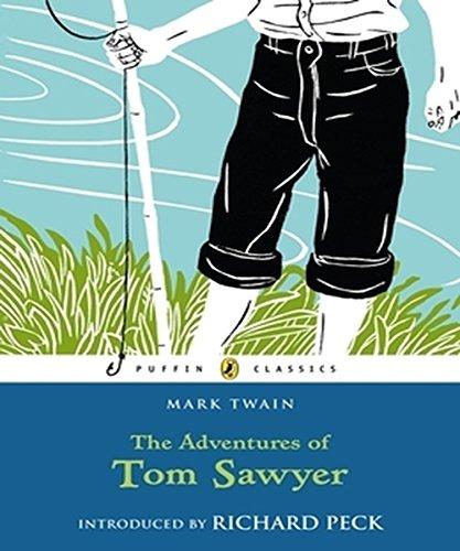 Mark Twain - The Adventures of Tom Sawyer(illustrated)
