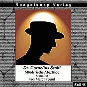 Sturmflut (Dr. Cornelius Stahl - Mörderische Abgründe 11) | Marc Freund