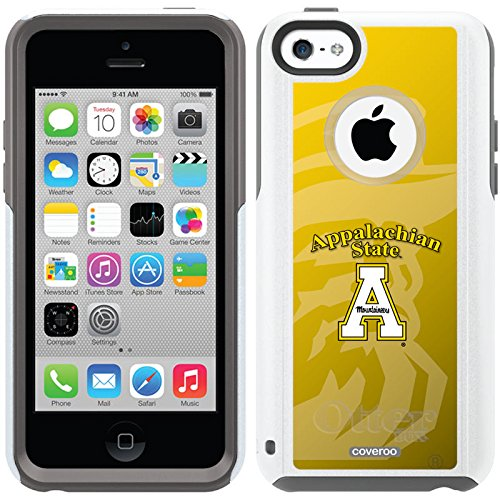 Appalachian State Watermark Design On A Glacier Otterbox® Commuter Series® Case For Iphone 5C