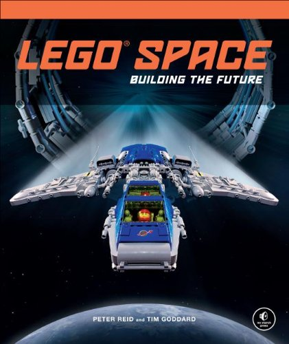 LEGO Space: Building the Future Amazon.com