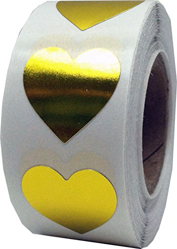 metallic-gold-heart-stickers-3-4-inch-500-total-heart-shape-foil-adhesive-labels