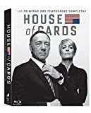 house of cards temporadas pack 1 y 2 bd Blu-ray España