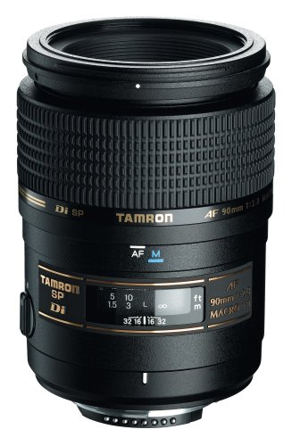 Tamron SP 90mm f/2.8 AF Di 1:1 Macro for Sony/Minolta