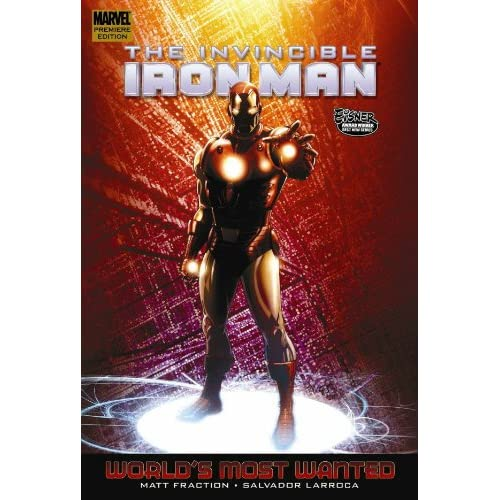 Invincible Iron Man, Vol. 3 Worlds Most Wanted, Book 2