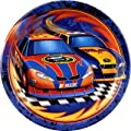 NASCAR Full Throttle Dinner Plates (8 co