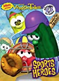 img - for Sports Heroes (VeggieTales (Simon Scribbles)) book / textbook / text book