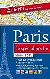 echange, troc Blay-Foldex - Plan de Paris, le spécial poche - édition 2011 (métro, RER, tramway, stations Vélib', index des rues, sens uniques, parking