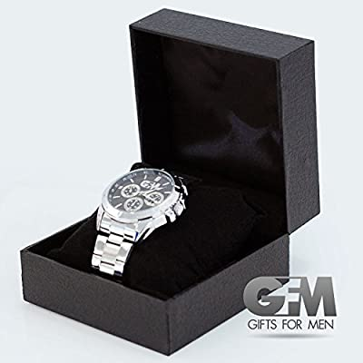 ? Gifts for Men: Ultimate Designer Sports Watch (Great for Birthday, Anniversary, and Christmas) ? ON SALE ? Best Value ? Perfect and Top Unique Gift for Your Dad, Husband, Father, Son, Papa, Brother, or Friend - 100% Satisfaction Guaranteed or Your Money