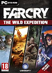 Far Cry The Wild Expedition (PC DVD)
