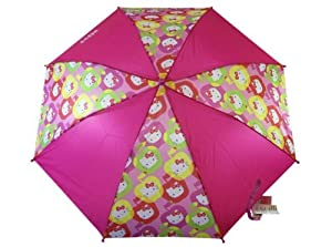 Hello Kitty Retractable Umbrella by Sanrio