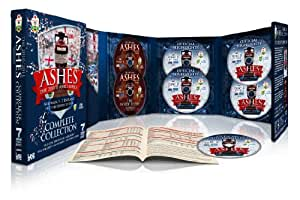 The Ashes Series 2010/2011 - Complete Collection 7DVD Box Set