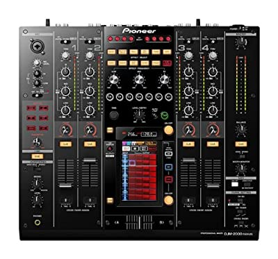 Pioneer DJM-2000nexus Professional Performance DJ Mixer by Pioneer