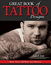 Free Great Book of Tattoo Designs: More than 500 Body Art Designs Ebooks & PDF Download