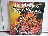 Boris Vallejo's 1996 Calendar (156305826X) by Boris Vallejo