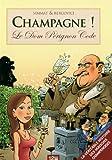 Benoist Simmat Champagne : Dom Perignon Code
