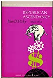 img - for Republican Ascendancy, 1921-33 (Torchbooks) book / textbook / text book
