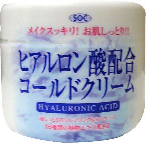 SOC ヒアルロン酸配合コールドクリーム 270g