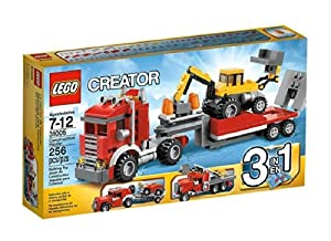 LEGO Creator 31005: Construction Hauler