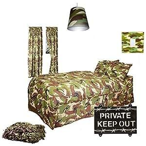 kids army deluxe bedroom set camo bedroom set kitchen