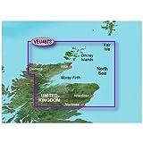 Garmin VEU497S - Orkneys & Moray Firth - SD Card
