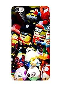 Clarks Minons Teddy Hard Plastic Printed Back Cover/Case For Xiaomi Mi5