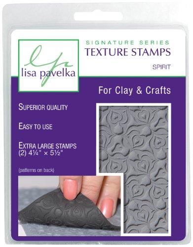 Lisa Pavelka 327021 Texture Stamp Kit Spirit