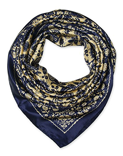 corciova-35-womens-neckerchief-satin-smooth-scarf-for-hair-wrapping-at-night-blue-and-white