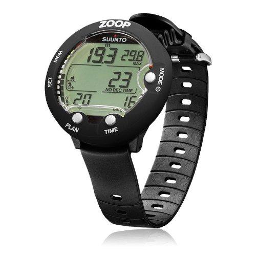 Suunto Zoop Scuba Diving Wrist Computer - Black