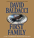 First Family (King & Maxwell Series)