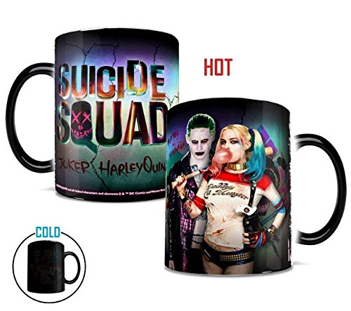 Suicide Squad The Joker & Harley Quinn Coffee Mug