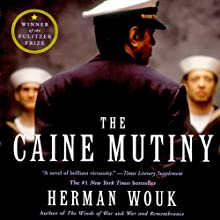 The Caine Mutiny Audiobook by Herman Wouk Narrated by Kevin Pariseau