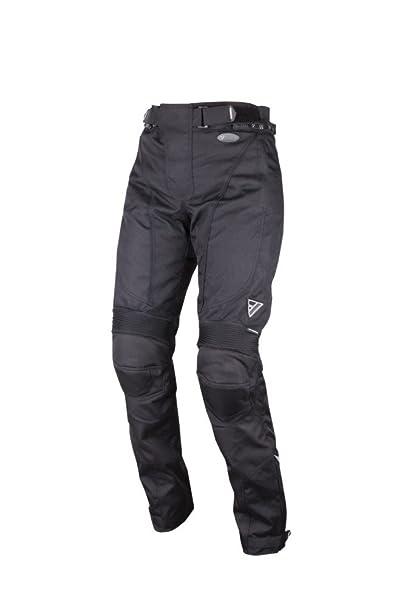 Modeka rOOKIE pantalon en tissu noir
