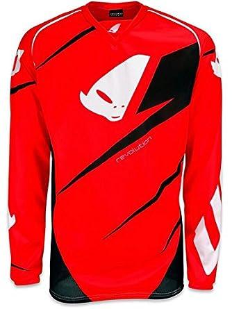 Pantalon ufo revolution rouge/noir t.40 (eu) - 32 (us) - Ufo 43351140