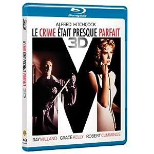 Le Crime était presque parfait 3D - Blu-ray 3D + Blu-ray [Blu-ray] [Combo