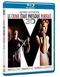 Le Crime était presque parfait 3D - Blu-ray 3D + Blu-ray [Blu-ray] [Combo Blu-ray 3D + Blu-ray 2D]