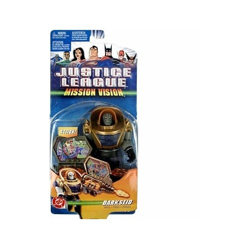 Justice League Mission Vision Darkseid Action Figure