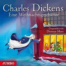 Eine Weihnachtsgeschichte Hörbuch von Charles Dickens Gesprochen von: Dietmar Mues