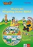 Wickie und die starken Männer: Wickie bei Häuptling Dicker Büffel: Lesen lernen  mit Comics - Leseanfänger ab 6 Jahren