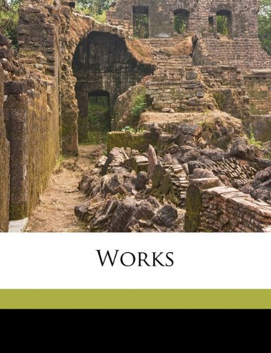 Works Volume 13