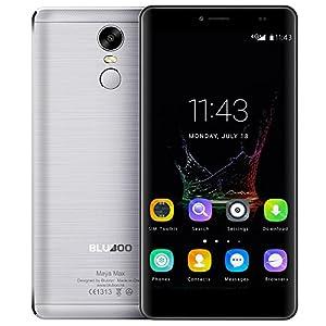 BLUBOO Maya Max 4G Smartphone Android 6.0 6.0inch HD OGS JDI Display 1280*720Pixels MTK6750 Octa-core 1.5GHz 3GB RAM 32GB ROM 13.0MP+5.0MP Dual Cameras 4200mAh Battery
