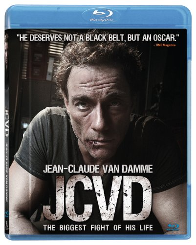 Cover art for  JCVD [Blu-ray]