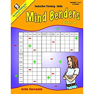 the critical thinking company mind benders