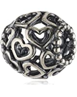 Pandora - 790964 - Drops Femme - Argent 925/1000 - Boule Coeurs