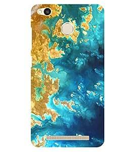 Chiraiyaa Designer Printed Premium Back Cover Case for Xiaomi Redmi 3S Prime (water world) (Multicolor)