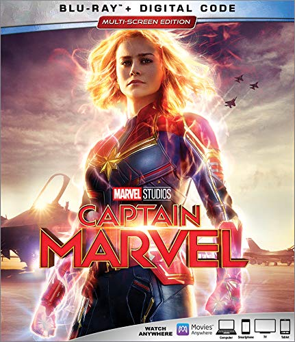 Blu-ray : Captain Marvel