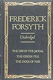 Image of Frederick Forsyth: 3 Complete Novels